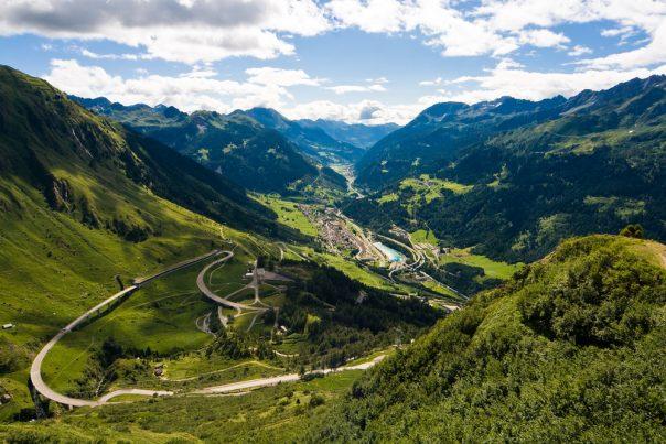 St Gotthard